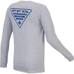 Columbia Sportswear Men's PFG Triangle™ Long Sleeve T-shirt