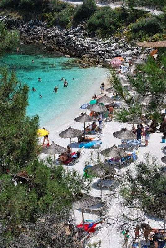 The Top 10 Beaches In Greece