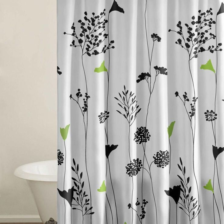 Best Shower Curtain Designs For Bathrooms 10 Best Images On