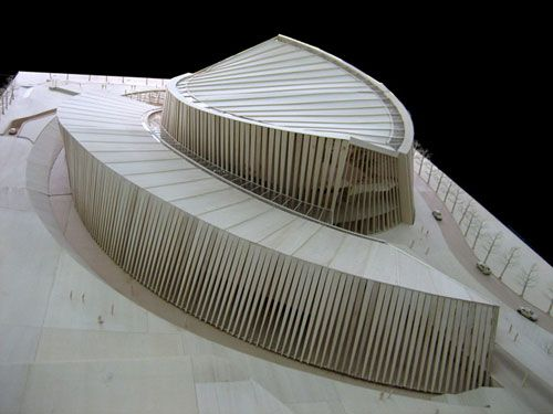 Architectural Model | TAO - Beijing