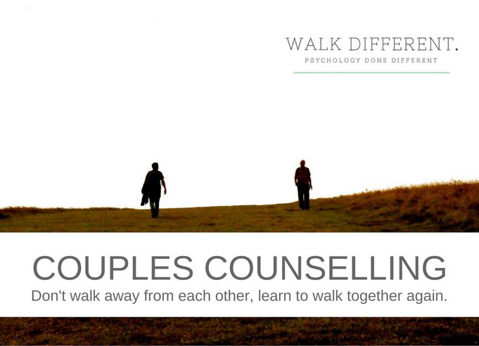 Why make the process of working through your relationship harder than it needs to be? Come outside, take in the scenery and learn how to walk together again.