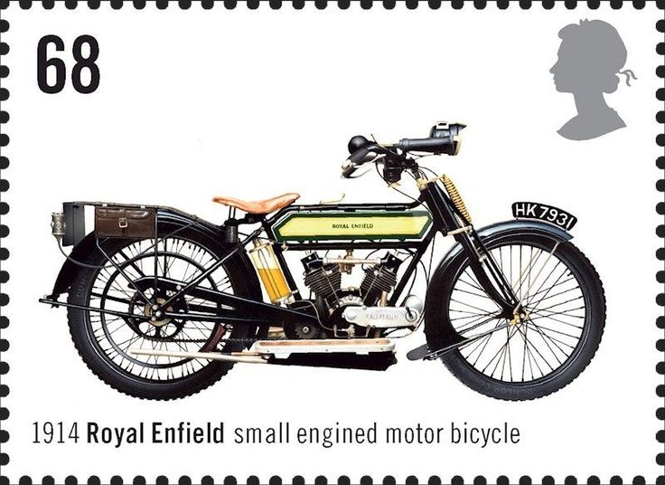 Royal Enfield 1914