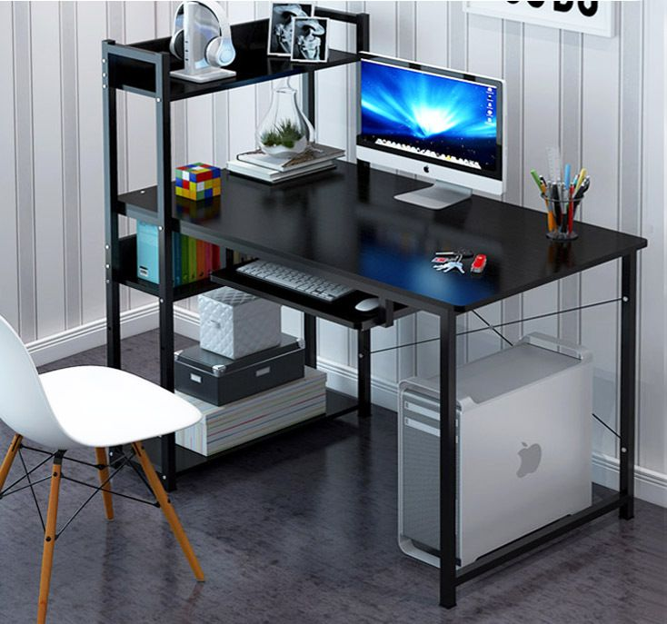 Edge Plus Combination Workstation Computer Desk With Storage