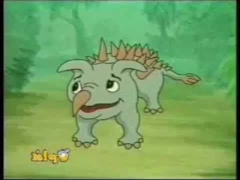 "Dinosauri bisesti dalle voci funeste. Original title: ""I dinosauri antropomorfi hanno il sangue nel ritmo"" (literally ""The anthropomorphic dinosaurs have blo..."