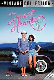 Watch Desert Hearts Online Free. It is 1950s Nevada, and Professor Vivian Bell arrives to get a divorce. She's unsatisfied with her marriage, and feels out of place at the ranch she stays on, she finds herself increasingly...