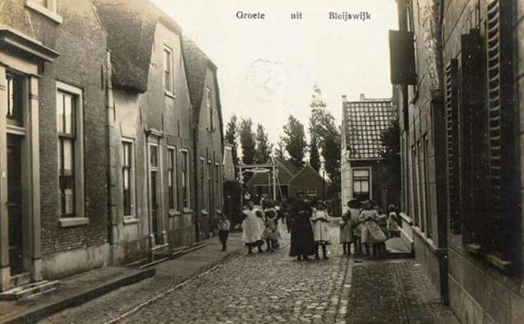 Lang geleden in de kerkstraat
