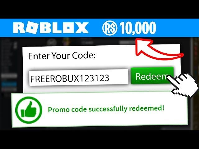 Free Robux Promo Codes Real 2021 In 2021 Roblox Free Promo Codes Coding