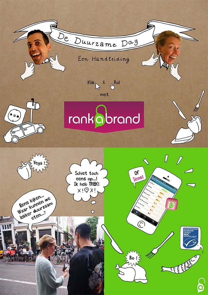 Plan M - Mixed Media Styling | Concepts | Productie - Sustainable Lifestyle Manual for RankaBrand www.planmconcepts.nl  facebook.com/contactplanm