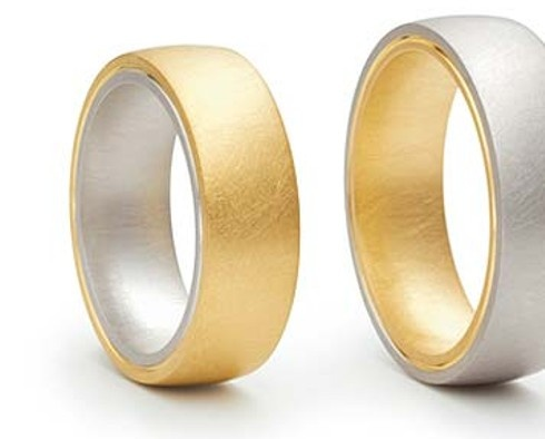 Niessing Rings - love this company for the simplicity and perfect craftsmanship!