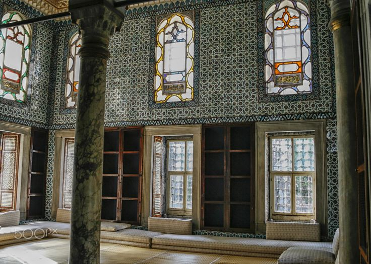 Harem in Topkapi, Istanbul by Patricia Hofmeester on 500px