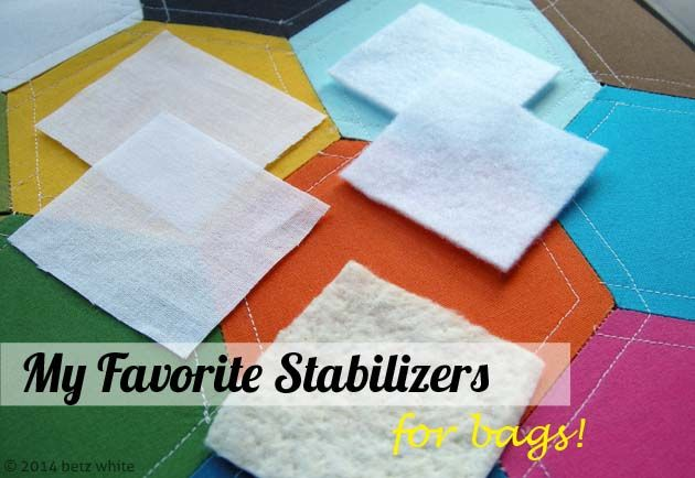 Betz White Favorite Stabilizers for Bags