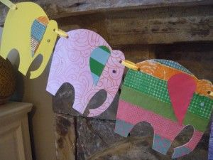 These Elmers are so cute and great for an Elephant parade. I want to use this with my all about me unit!