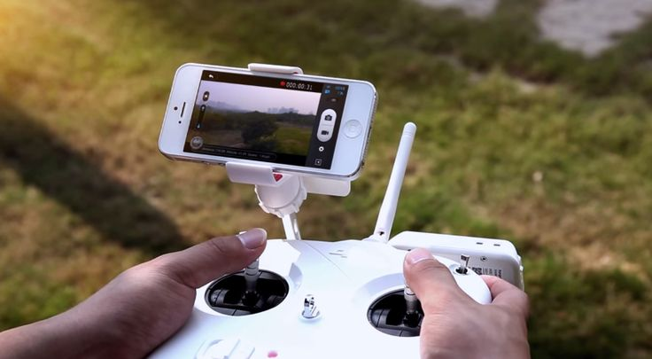 """Cool electronic gadgets, Rise above the clouds. Capture the world around you and share with Phantom 2 Vision """"Video"""""""