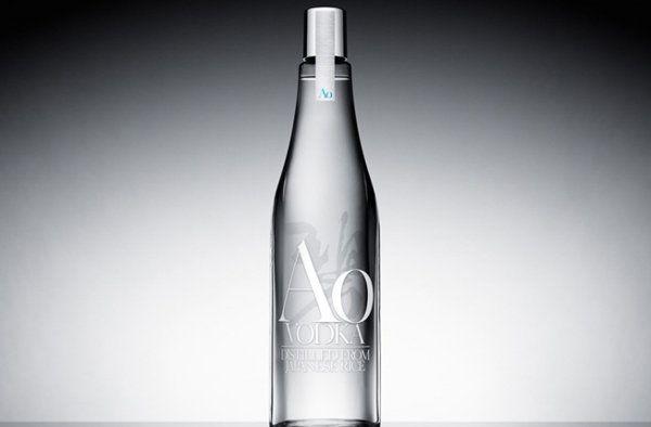 Japanese Vodka: AO