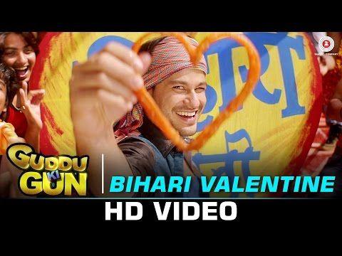 Bihari Valentine Lyrics - Guddu Ki Gun | Udit Narayan feat. Kunal Khemu - Hindi Songs Lyrics