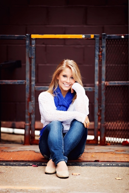Shawn Johnson - What a great gymnastics champion. The years finally caught up with her, and she had to retire from the sport at age 20. What a beautiful young woman and beautiful soul. I will always be a fan no matter what she does next.