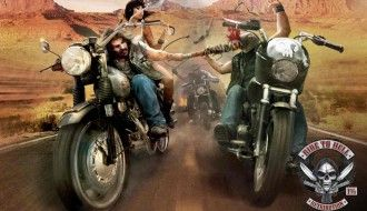 Ride to hell retribution game wallpaper HD