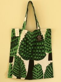 MONTHLY ECO BAG / METSANVAKI