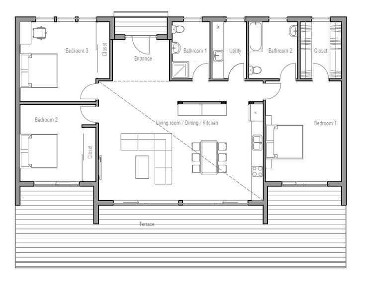 Revit House Floor Plan House Interior