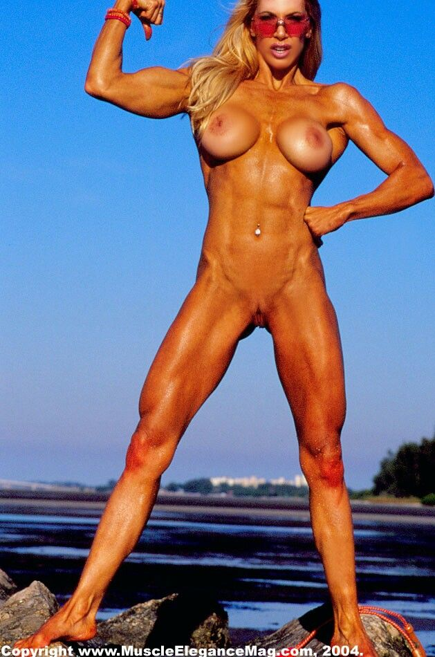 Busty nude tour muscle elegance