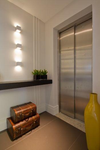 Veja como decorar o hall do elevador! http://revista.zap.com.br/imoveis/veja-como-decorar-o-hall-do-elevador/