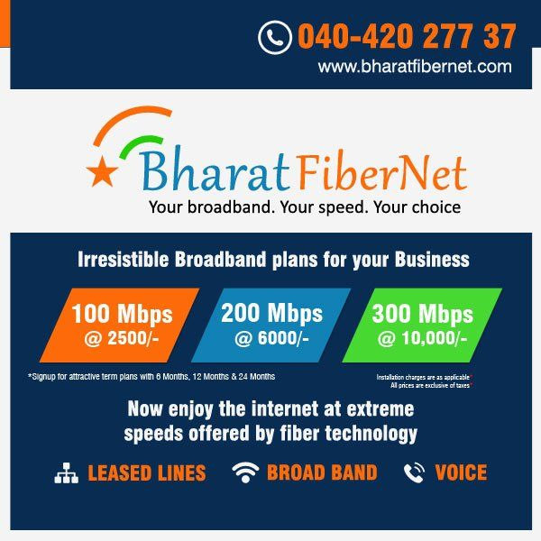 Bharat FiberNet is one of the leading organization in ...