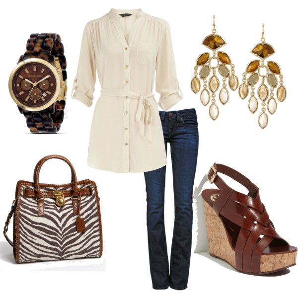 """""""Untitled #39"""" by abbysands01 on PolyvoreShoes, Fashion, Style, Clothing, Tory Burch, Jeans, Fall Outfit, Neutral Fall, Dreams Closets"""