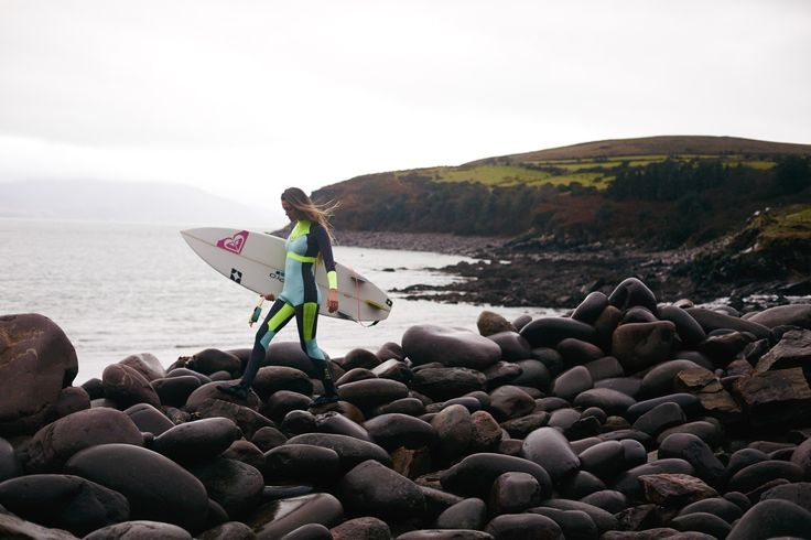 Where to surf in Ireland? We've got your guide to the best breaks on the blog: http://blog.roxy.com/2014/08/surf-stay-play-dingle-ireland/