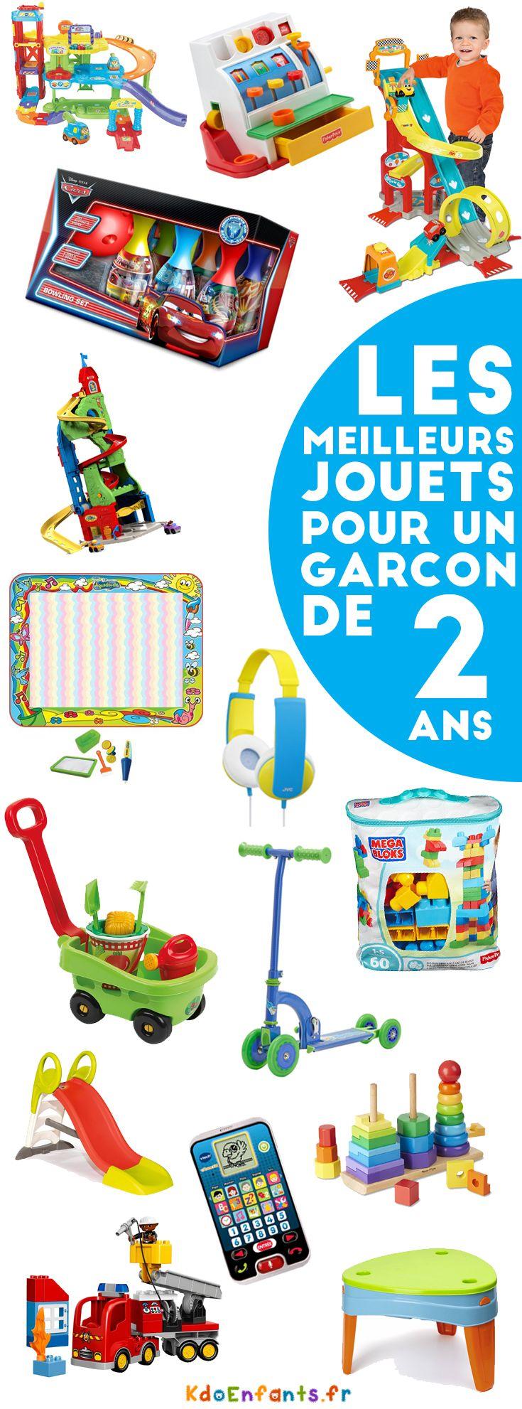 A la recherche du meilleur jouet ou idée cadeau pour un garçon de 2 ans ? Nous avons la solution ! Consultez notre liste pour être sûr de faire le meilleur cadeau qui sera parfait pour le développement de votre garçon de 2 ans !