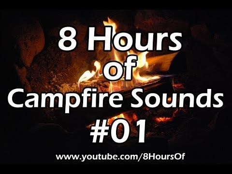 8 Hours of long relaxing ambient soundscape, crackling fire, fireplace, campfire sounds for sleep, meditation, yoga and relaxation.  Please like, subscribe and comment if you enjoyed this video. It will really help me out a lot. :)  http://www.youtube.com/subscription_center?add_user=8hoursof