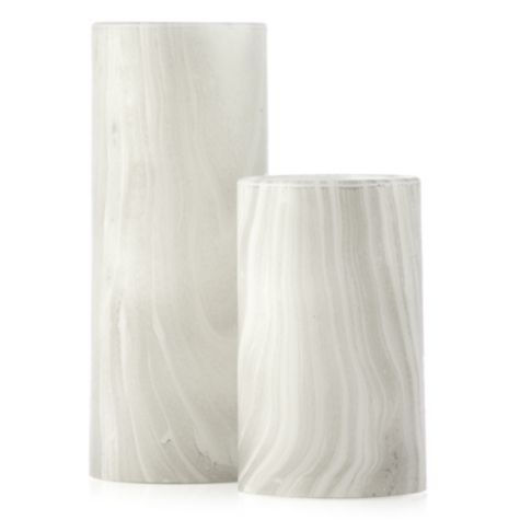 Marble Led Pillar From Z Gallerie Jen Art And Decor