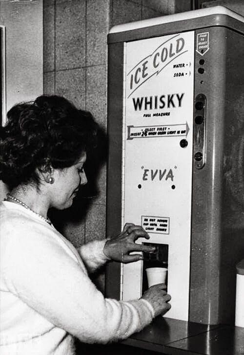 автомат мечты #icecold #whisky #vendingmachines #Letsgetwordy