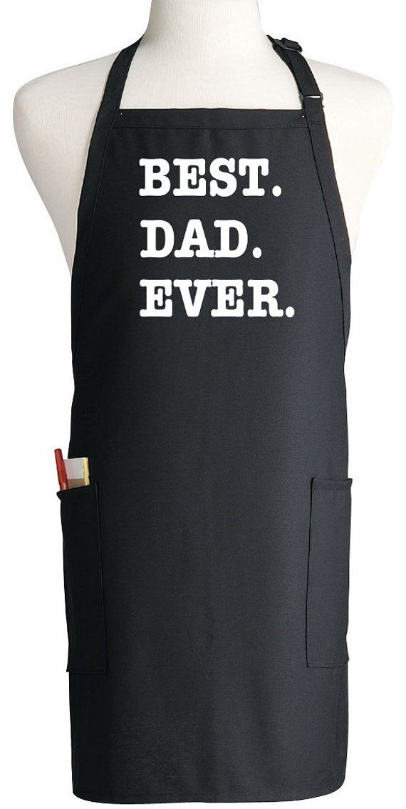 Father Daughter Matching Aprons Cooking Apron Set Chef