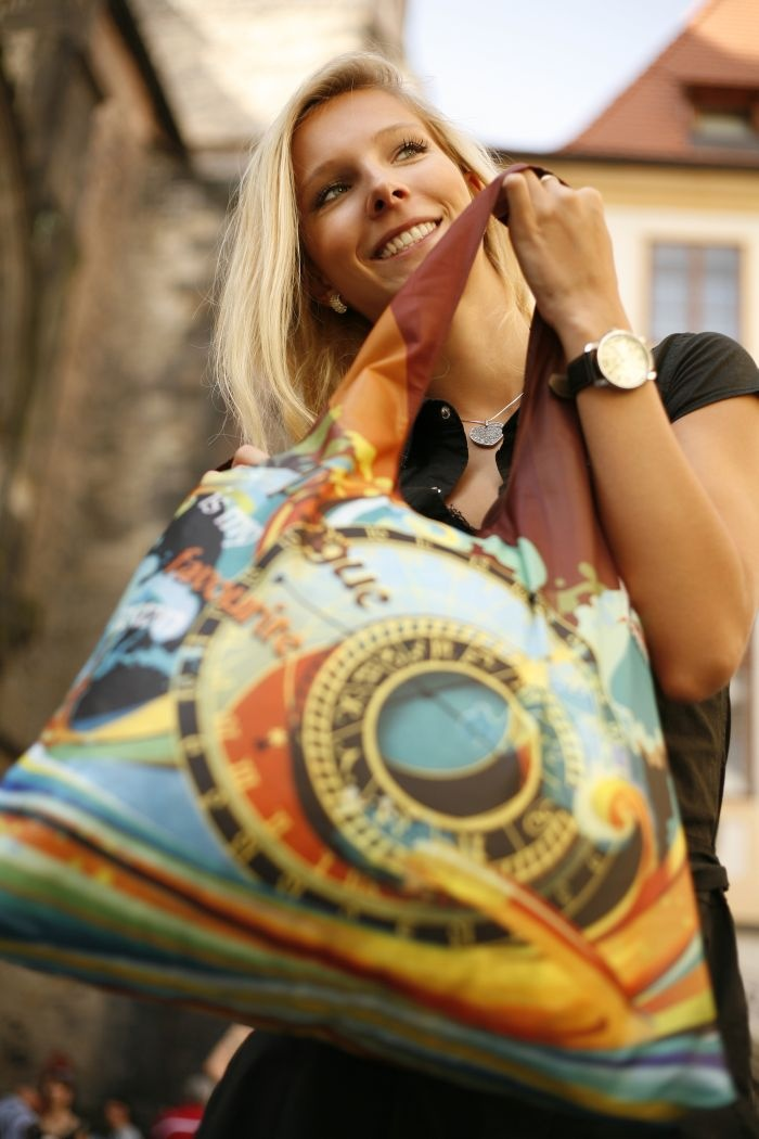 Prague 1 - ecologic bag from ECOZZ #ecozz $9.95