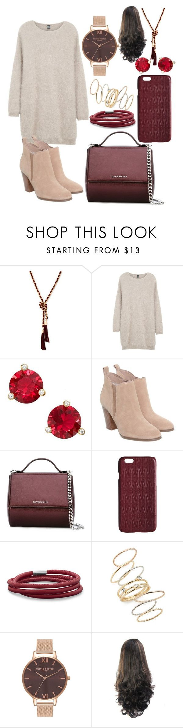 """""""..."""" by xshalouise ❤ liked on Polyvore featuring GUESS, Eleventy, Kate Spade, Michael Kors, Givenchy, Dagmar, BillyTheTree, BP. and Olivia Burton"""
