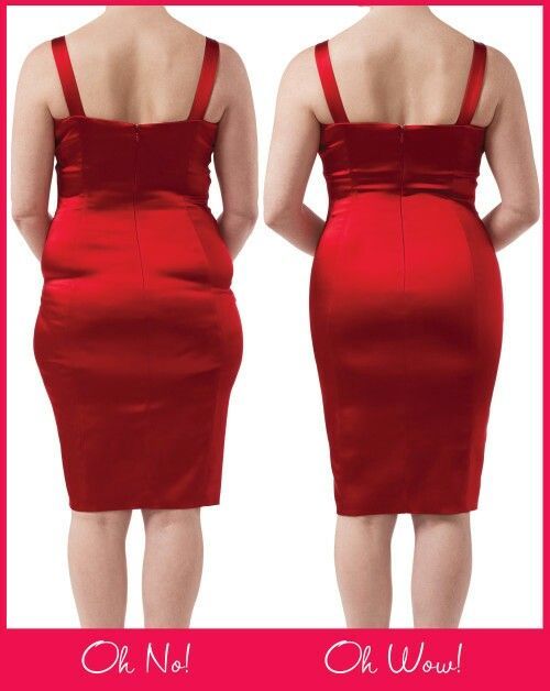 Before after spanx spanx pinterest before after for Plus size spanx for wedding dress