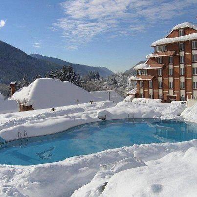 Valle Nevado. Chile