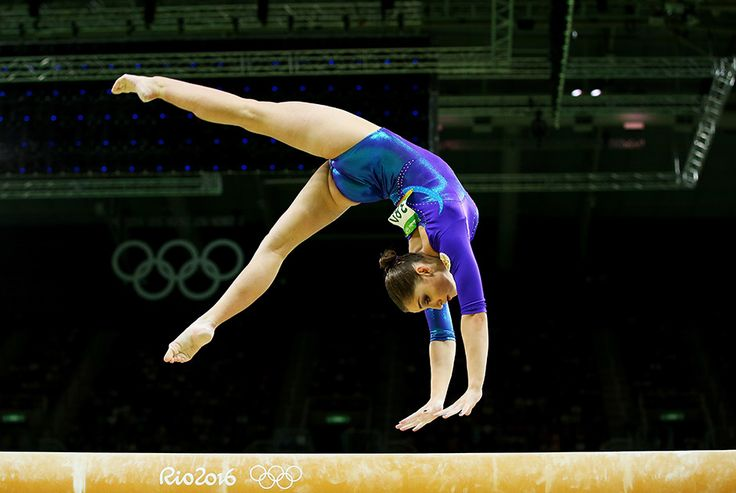 Алия Мустафина (спортивная гимнастика, Россия)