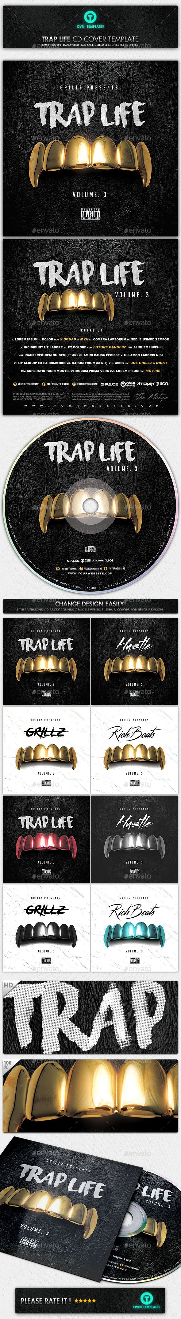 Grillz Design Template