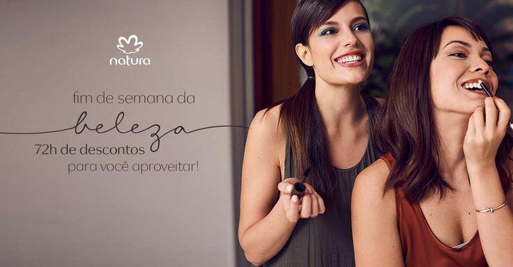 Álbum de promoções_Fim de Semana da Beleza_ de 19 a 21/mai   Painel
