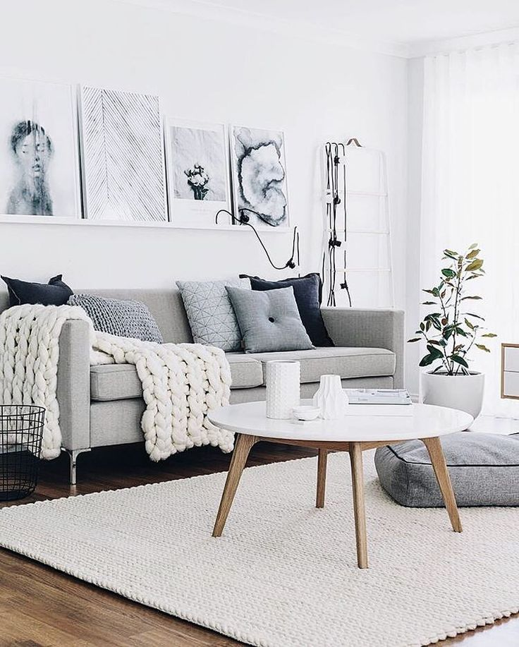 11 Light Gray Sofas For All Budgets Living Room Scandinavian Scandinavian Design Living Room Apartment Living Room
