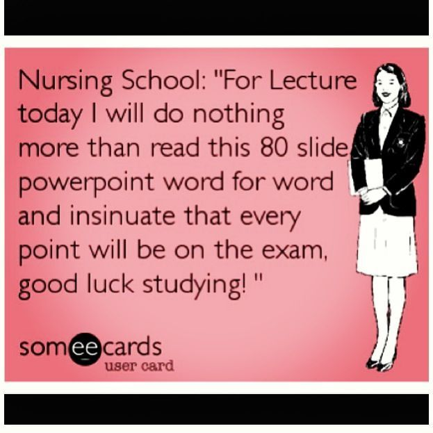Funny Meme Nursing School : Image gallery nursing education humor