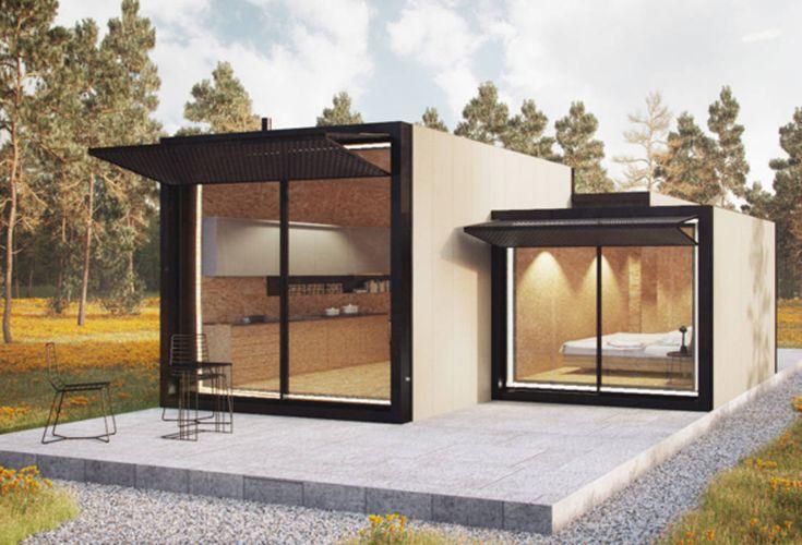 Meraviglie prefabbricate: tutti i vantaggi di una casa modulare- #casa_modulare #ecologia  https://www.homify.it/librodelleidee/320302/meraviglie-prefabbricate-tutti-i-vantaggi-di-una-casa-modulare