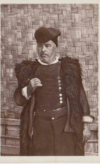 Uomo dell'isola di S.Antioco
