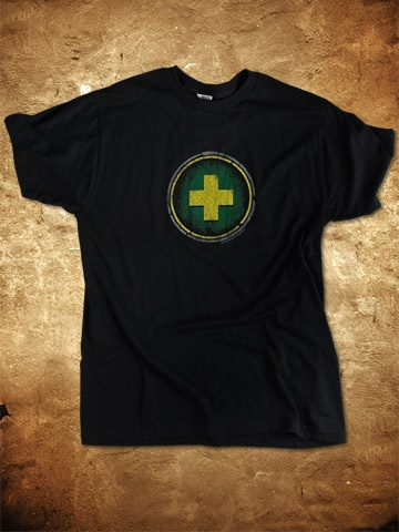 World of Warcraft Dungeon Role HEAL T-Shirt ~ I need a Role DPS one!! I would wear it all the time~
