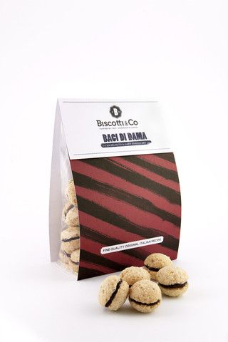 Baci Di Dama- great enjoyed with an espresso o macchiato!
