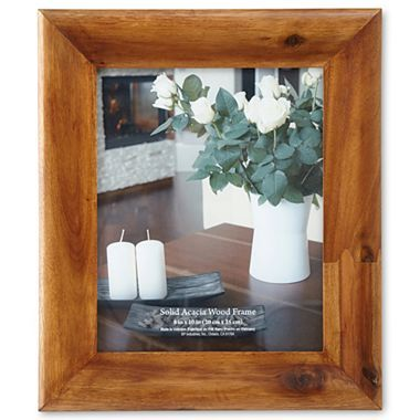 Acacia Wood Tabletop Picture Frames Jcpenney For The
