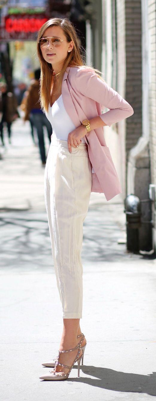 Pastel Blazers For Women