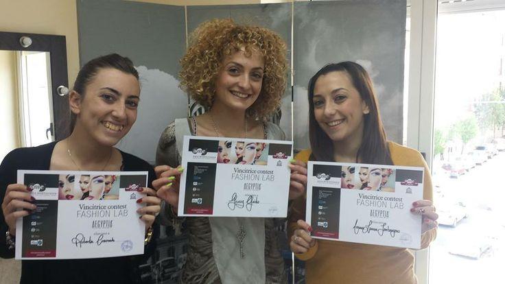 Makeup Contest Aegyptia Milano Makeup - Fashion Talents 14-04-14 con Ame Aura Mediterranea