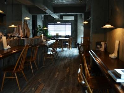 MOON FACTORY COFFEE@三軒茶屋